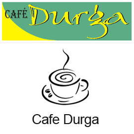Website Designing for Durga Cafe